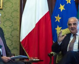 Courtesy visit to the President of Malta