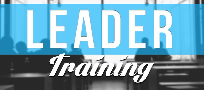Leaders' Training